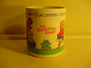 The Berenstain Bears Cup / Mug