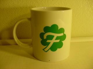 Fitzgeralds Casino Hotel Los Vegas Coffee Cup Mug