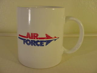 US Air Force Mug Coffee Cup