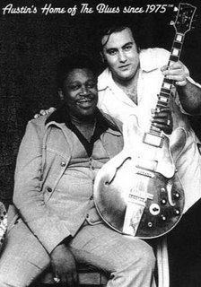 BB King & Clifford Antone