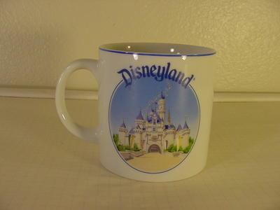 Disneyland Tea Cup