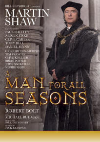 an analysis of sir tomas mores decision in a man for all seasons by robert bolt