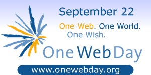 Visit OneWebDay.org