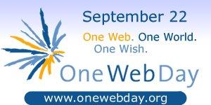Visit OneWebDay.org