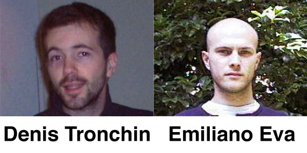 Denis Tronchin and Emiliano Eva missing in Ecuador