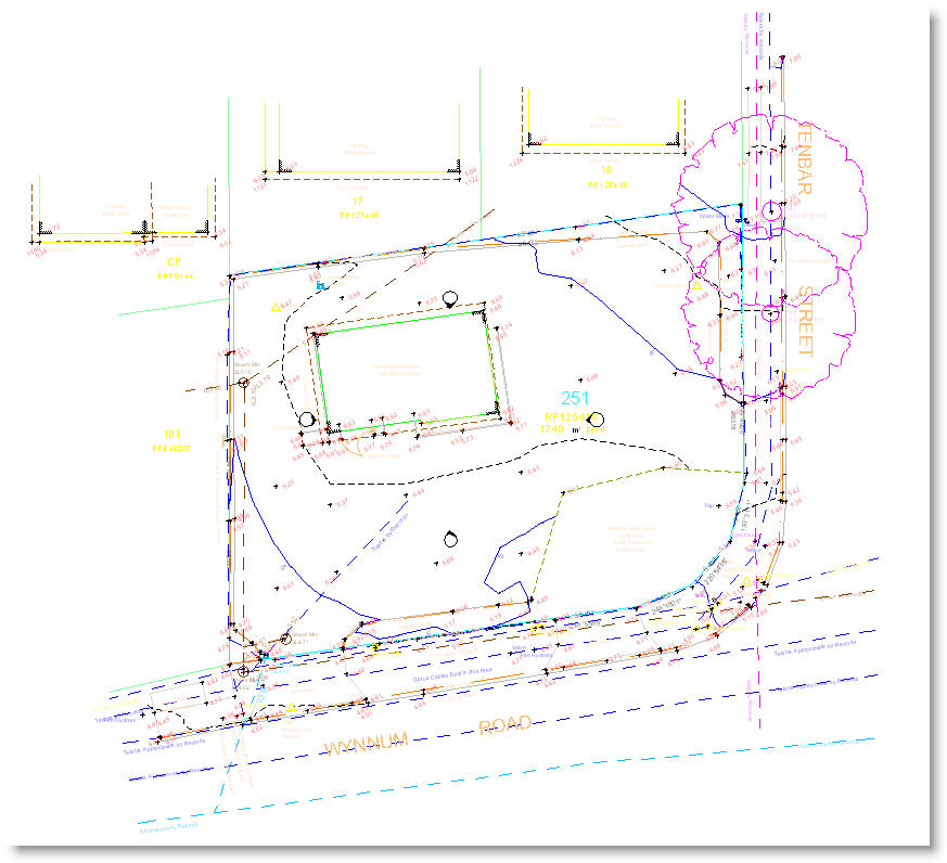 Drawing Property Lines In Revit : Revitalize february