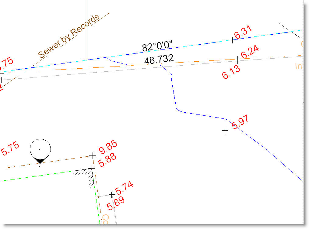 Drawing Property Lines In Revit : Revitalize north by northwest