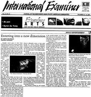 International Examiner
