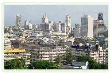 mumbai city view