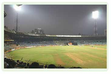 Wankhede Stadium Bombay