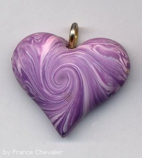 Little Swirly Heart