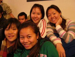 Carin,Ling,Me,Yinn