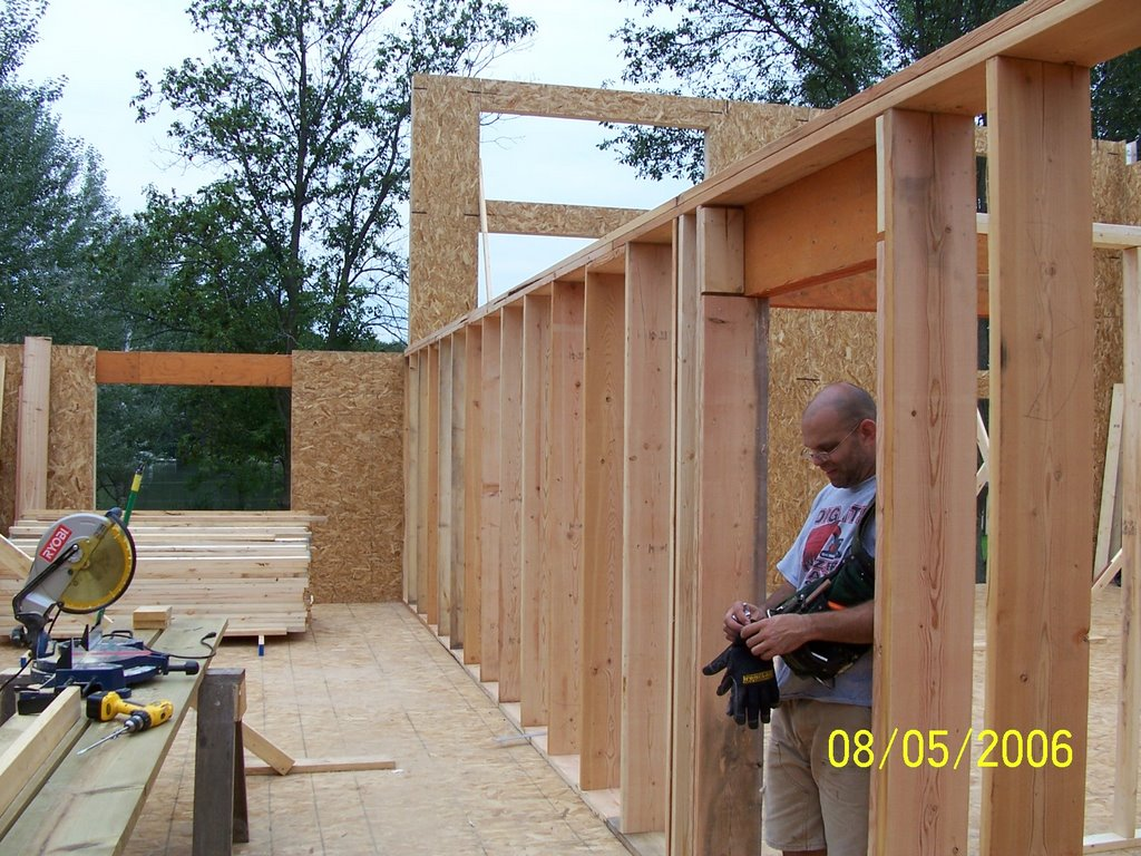 2 x 8 framing? | Fine Homebuilding | Breaktime