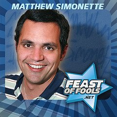 Feast of Fools Chicago podcast Matt Simonette - click here!