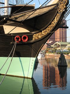 USS Constellation, Baltimore MD