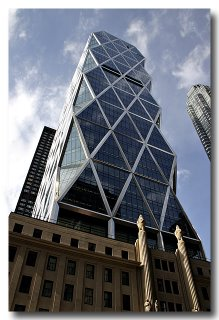 Hearst Magazine Tower - 959 Eighth Avenue NYC