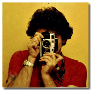 Leica M3 Self-Portrait, 1979