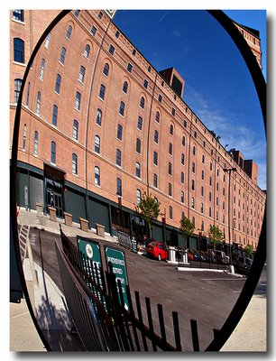 B&O Warehouse at Camden Yards - Baltimore, MD