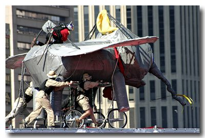 Flugtag Baltimore - Dumbo Rolls for Takeoff