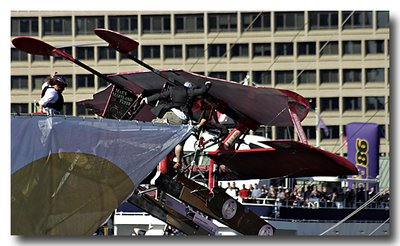 Flugtag Baltimore - Max's Maryland Flyer
