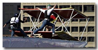 Flugtag Batlimore - 'Oscar Flyer'