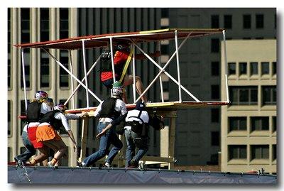 Flugtag Baltimore - 'Oscar Flyer'