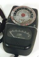 GE DW-48 Light Meter