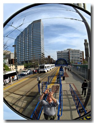 Light Rail Fisheye