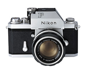 Nikon F, Photomic T Finder