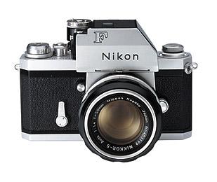 Nikon F, Photomic T Finder