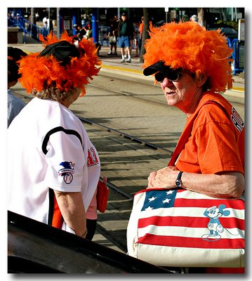 Genuine Baltimore Orioles Fans