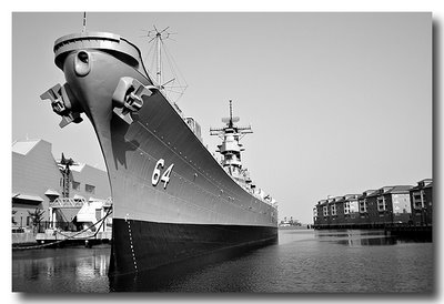 USS Wisconsin - Norfolk, VA