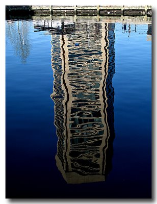 World Trade Center Baltimore - Inner Harbor Reflection