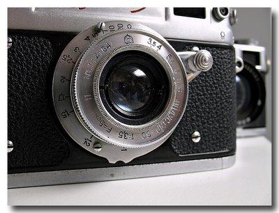Zorki 5a - Canon A620
