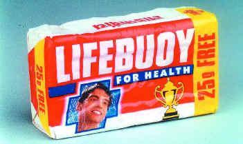 market coverage of lifebuoy soap