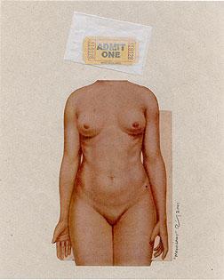 monogamy, by jb daniel, 2004