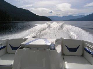 Быстрая лодка