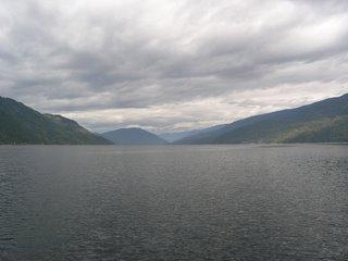 Озеро Shuswap