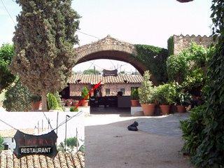 La Taverna - Entrada