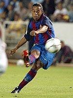 Ronaldinho ... el Rei del futbol