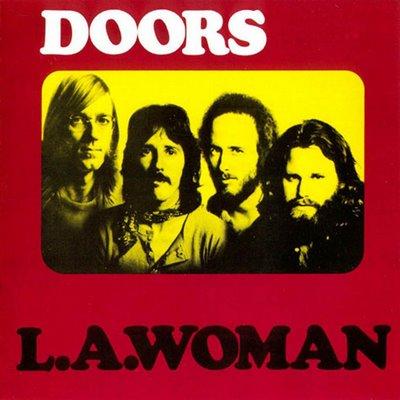 Caratula de L.A.Woman (1971)