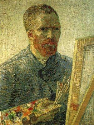 Vincent Van Gogh (Autoretrat)