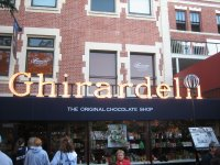 Ghirardelli Square San Fran