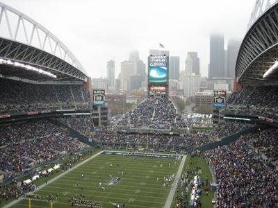 Qwest Field Home of the Seattle Seahawks