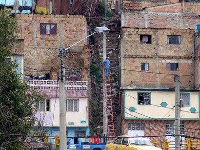 La especie urbana el primer barrio de invasi n en los for Barrio ciudad jardin sur bogota