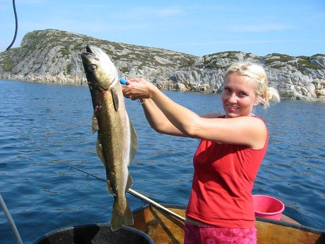 største fisken i verden