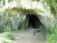 A Medve-barlang bejárata
