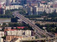 Kilátás az Árpád-hídra