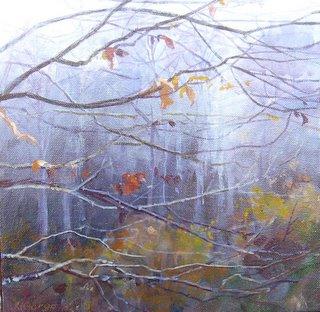 Foggy Opening by Kathy Gergo