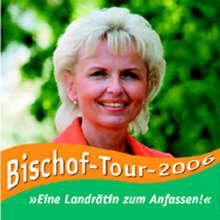 Ländrätin Tamara Bischof (Freie Wähler)